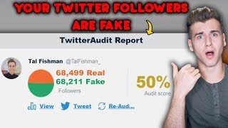 Download This Website Can See How Many Of Your Followers Are Fake Video