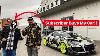 Download RANDOM FAN BUYS MY SUPERCAR IN CASH!? Video