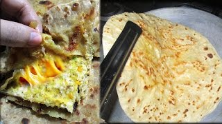 Download Chicken Cheese Paratha | Cheese Paratha Recipe | Paratha Recipes Video
