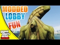 Download GTA 5 ONLINE: FUN MODDED LOBBY WITH SUBSCRIBERS + NEW CREW IS OUT! Video