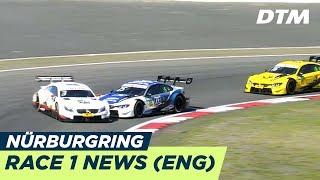 Download Highlights Race 1 - DTM Nürburgring 2018 Video