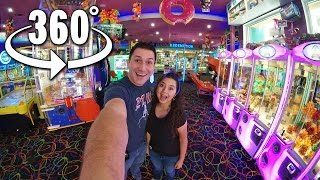 Download Our first Virtual Reality Arcade 360° Video! Video