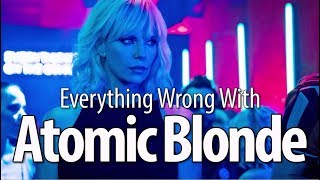 Download Everything Wrong With Atomic Blonde In 14 Minutes Or Less Video