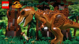 Download A Day in the Life - LEGO Jurassic World - Mini Movie Video