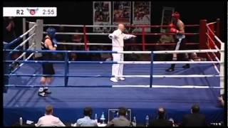 Download Tom Baker v James Metcalf ABA Final 2011 71kg Video
