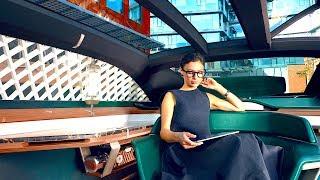 Download Luxury Self Driving Car INTERIOR Video Steampunk Inspired Interior Doors Demo Renault Interior Video