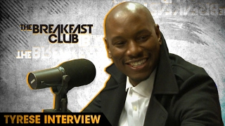 Download Tyrese Talks His Controversial Scene on 'Star', Ghost Writers, Political Puppets & More Video