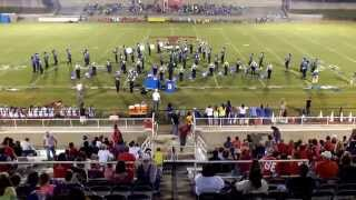 Download Beauregard High School Band of Blue Week 4 Performance Video