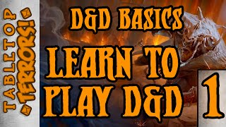 Download Learn to Play D&D - D&D Basics - Part 1 - For Absolute Beginners Video