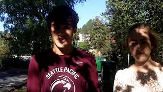 Download SPU CROSS COUNTRY: Royce Garcia and Katherine Walter Video