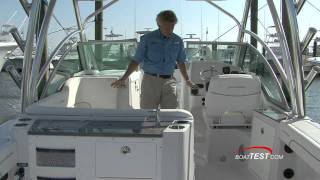 Download Glacier Bay 2740 features review by BoatTest Video
