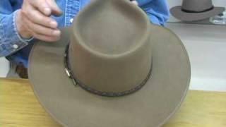 Download Care of quality fur felt hats: David Morgan Presents Akubra Video