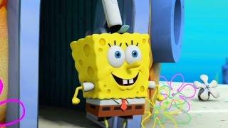 Download SpongeBob HeroPants - Walkthrough Part 1 - Warzone: Level 1 Video