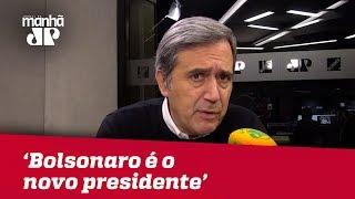 Download Bolsonaro é o novo presidente. Isso é inquestionável | Marco Antonio Villa Video