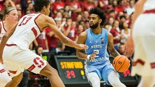 Download UNC Men's Basketball: Tar Heels Win Big at Stanford, 96-72 Video