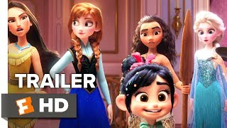 Download Ralph Breaks the Internet Trailer #1 (2018) | Movieclips Trailers Video