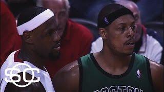 Download LeBron James' Playoff History Against Celtics   SportsCenter   ESPN Video