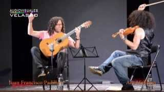 Download Ara Malikian y Juan Francisco Padilla por Manuel de Falla Video