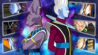 Download LR BEERUS AND WHIS 100% RAINBOW SHOWCASE! DBZ Dokkan Battle Video
