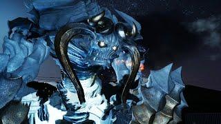 Download Final Fantasy 15: Naglfar Lv 120 Boss Fight (1080p 60fps) Video