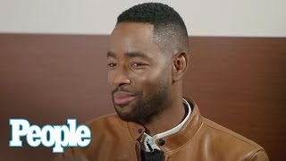 Download Insecure: Jay Ellis On What Makes Him Insecure, Working With Issa Rae & More | People NOW | People Video