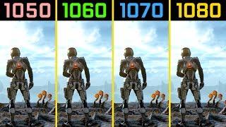 Download Mass Effect: Andromeda GTX 1050 Ti vs. GTX 1060 vs. GTX 1070 vs. GTX 1080 Video