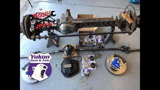 Download Dana 60 Axle Rebuild & Upgrade - Reckless Wrench Garage Video