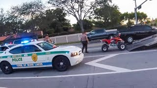 Download EPIC POLICE CHASE | FAILED GET AWAY | POLICE vs BIKERS | [Ep. 54] Video