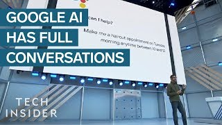Download New Google AI Can Have Real Life Conversations With Strangers Video