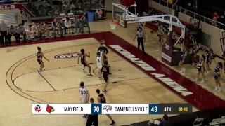 Download Campbellsville vs Mayfield - ALL A State Basketball Tournament Video
