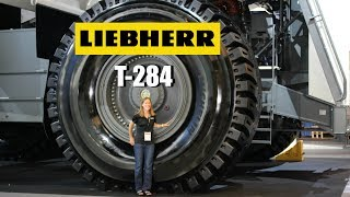Download Liebherr T-284 (the statistics behind the size) Video