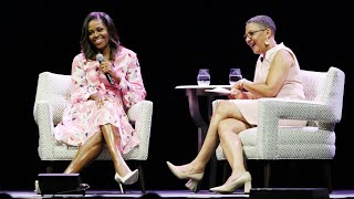 Download Michelle Obama talks women's issues at CO event Video