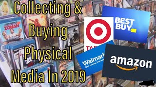 Download Collecting & Buying Physical Media In 2019! Video