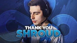 Download Thank you: Michael ″Shroud″ Grzesiek Video