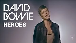 Download David Bowie - Heroes Video