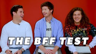 Download Adam Devine, Anders Holm, And Blake Anderson Take The BFF Test Video