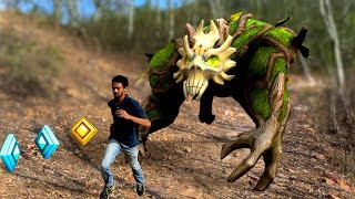 Download Temple Run 2: Lost Jungle- In Real Life Video