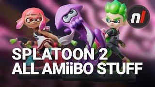 Download ALL amiibo Unlocks in Splatoon 2 | Splatoon 2 for Nintendo Switch Video