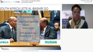 Download View on Africa: why did SA let Bashir go, and does it matter? Video