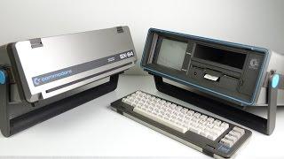 Download Commodore SX-64 Faults & Fixes Video