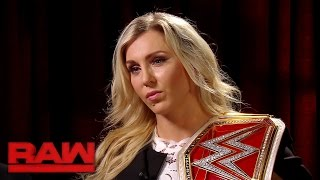 Download Charlotte Flair gets honest about her former friendship with Bayley: Raw, Jan. 23, 2017 Video