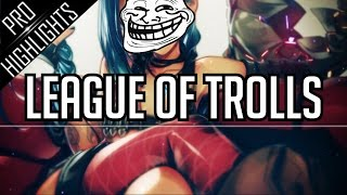 Download League of Trolls | LCS Troll/Funny Moments Video