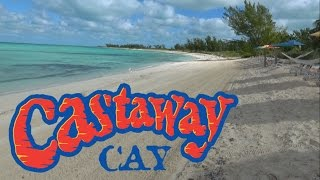 Download Castaway Cay (Disney's Private Island) Tour & Review Video
