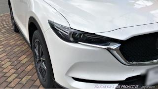 Download マツダ 新型 MAZDA CX-5 20S PROACTIVE (2WD) スノーフレイクホワイトパールマイカ - Impression インプレッション Video
