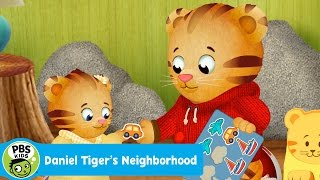 Download DANIEL TIGER'S NEIGHBORHOOD | Oh No! Margaret Wants My Stickers | PBS KIDS Video
