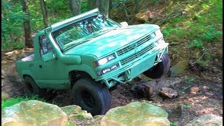 Download I ENTERED MY $1500 ARMY BLAZER IN A JEEP ROCK CRAWL!!! They Said it Would Be ″IMPOSSIBLE...″ Video