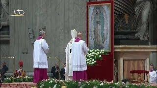 Download Messe pour la fête de Notre-Dame de Guadalupe Video
