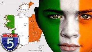 Download Top 5 Ireland Strange Facts Video