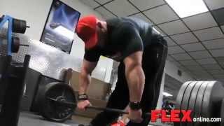Download Ben Pakulski 2013 Back Workout June Video