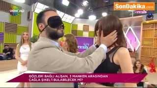 Download Dokunma İşini Abartan Alişan, Çağla'dan Fırçayı Yedi Video